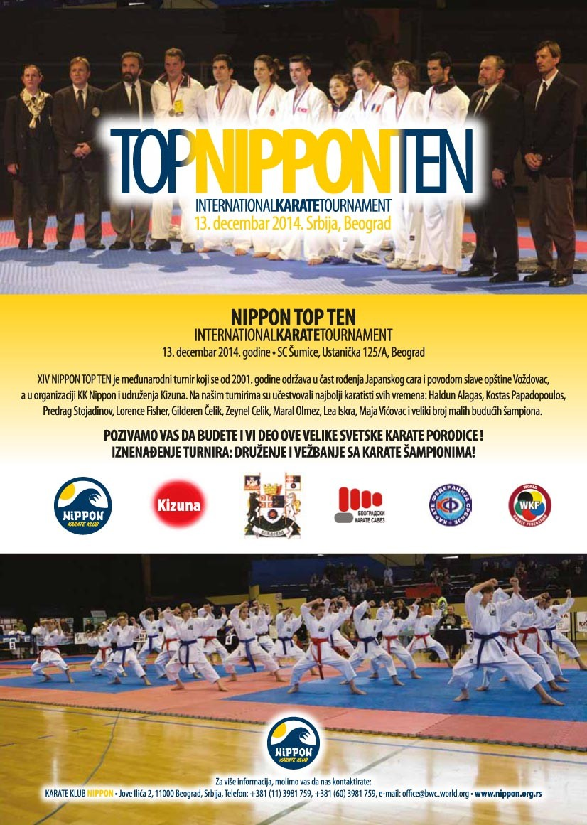 NIPPON TopTen 2014