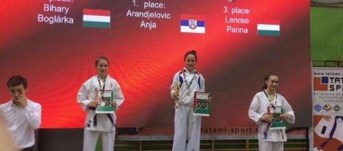 "Međunarodni karate turnir ""TATAMI KUP"""