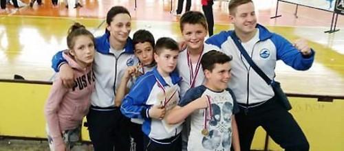 5 OD 5 NA PRVENSTVU SRBIJE U BORBAMA 2017.