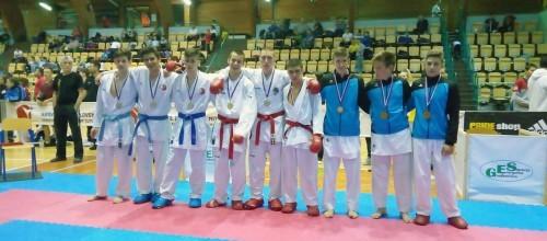 Međunarodni turnir Postojna Open u Sloveniji 2017.