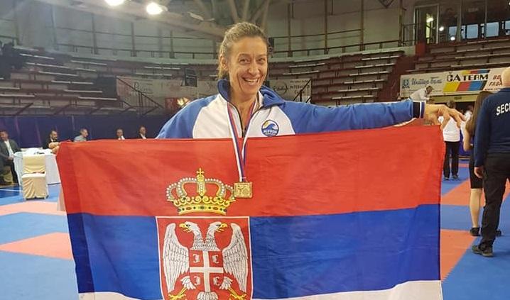 Tanja Petrović prvak Balkana